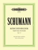 Märchenbilder op. 113 Robert Schumann Partition laflutedepan.com