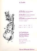 45 Etudes de divers auteurs, Volume 2 A. Gouffé laflutedepan.com