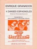 4 Danses Espagnoles N° 3-4-11-12) Enrique Granados laflutedepan.com