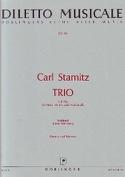 Trio Es-Dur -Horn Violin Violoncello - Partitur + Stimmen laflutedepan.com