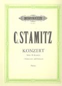 Concerto B-Dur für 2 Klarinetten - Partitur laflutedepan.com