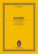Concerto pour Orgue et Orchestre en Fa Majeur Op. 4/4 laflutedepan