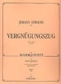 Vergnügungszug, op. 281 -Bläserquintett laflutedepan.com