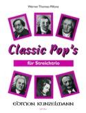 Classic Pop's – String Trio Werner Thomas-Mifune laflutedepan.com