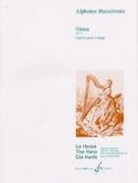 Gitana op. 21 Alphonse Hasselmans Partition Harpe - laflutedepan.com