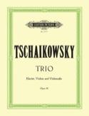 Trio op. 50 - Stimmen Piotr Illitch Tchaïkovski laflutedepan.com