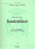 Heft 3 : 12 Alt-Grazer Kontratänze -2-5 Instrumente laflutedepan.com