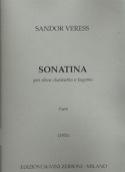 Sonatina - Hautbois, Clarinette, Basson Parties laflutedepan.com