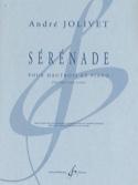 Sérénade – Hautbois et piano - André Jolivet - laflutedepan.com