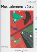 Musicalement Vôtre Volume 3 Jean-Clément Jollet laflutedepan.com