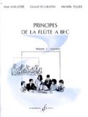 Principes de la flûte à bec - Volume 2 : soprano laflutedepan.com