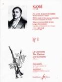 A la Portée du jeune Clarinettiste Vol. 1 laflutedepan.com