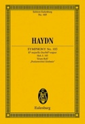Sinfonie N° 103 Es-Dur Roulements De Timbales HAYDN laflutedepan.com