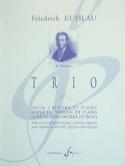 Trio Op. 119 – 2 Flûtes-Piano Friedrich Kuhlau laflutedepan.com