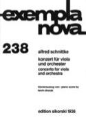 Konzert für Viola und Orchester Alfred Schnittke laflutedepan.com