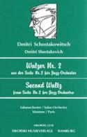 Walzer Nr. 2 - Salonorchester - Stimmen laflutedepan.com