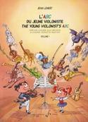 L' ABC du Jeune Violoniste Volume 1 Jean Lenert laflutedepan.com