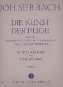 Die Kunst der Fuge -Streichquartett (o. Streichorch.) - Stimmen laflutedepan.com