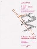 75 Etudes - volume 1 op. 24 : 25 Etudes sur les gammes et arpèges laflutedepan.com