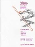 75 Etudes - volume 3 op. 26 : 25 Etudes de concert laflutedepan.com