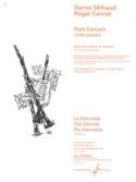 Petit Concert Darius Milhaud Partition Clarinette - laflutedepan.com