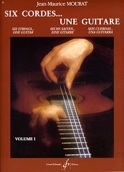 Six cordes... une guitare – Volume 1 - laflutedepan.com