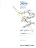 Concerto en Sib Majeur Kv 191 - laflutedepan.com