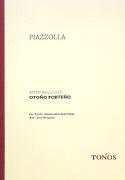 Otoño Porteño - Violin Cello Piano Astor Piazzolla laflutedepan.com