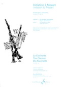 Initiation à Mozart - Cahier 1 – Clarinette laflutedepan.com
