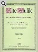 Divertimento Nr. 14 B-Dur KV 270 - Bläserquintett - Stimmen laflutedepan.com
