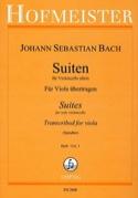 Suiten Für Violoncello Allein, Heft 1 - Alto - laflutedepan.com