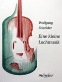 Eine kleine Lachmusik -Partitur + Stimmen laflutedepan.com