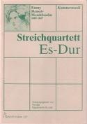 Streichquartett Es-Dur –Partitur + Stimmen - laflutedepan.com
