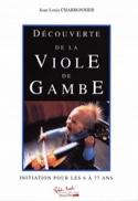 Découverte de la Viole de Gambe Volume 1 laflutedepan.com