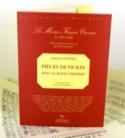 Pièces de violes - François Couperin - Partition - laflutedepan.com