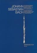 Les plus beaux solos de hautbois des cantates d' Eglise. laflutedepan.com
