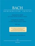 Concerto pour violon en la mineur BWV 1041 – Violon piano laflutedepan.com