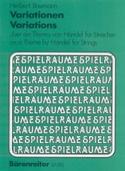 Variationen über ein Thema von Händel für Streicher -Partitur + Stimmen laflutedepan.com