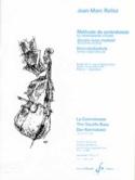 Méthode de Contrebasse Volume 1 Jean-Marc Rollez laflutedepan.com
