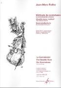 Méthode de Contrebasse Volume 2 Jean-Marc Rollez laflutedepan.com