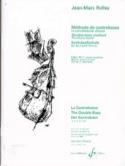 Méthode de Contrebasse Volume 3 Jean-Marc Rollez laflutedepan.com