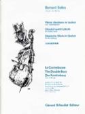 Pièces classiques en quatuors Bernard Salles laflutedepan.com