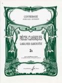 Pièces Classiques Volume 2A Bernard Salles Partition laflutedepan.com