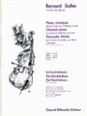 Pieces Classiques Vol. 3A Bernard Salles Partition laflutedepan.com