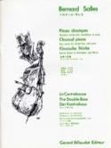 Pièces classiques, vol 3b - Contrebasse laflutedepan.com