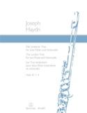 The London Trios - 2 Flöten-Violoncello 2 Flûtes-Violoncelle laflutedepan.com