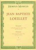 Sonaten - Heft 1 : Op. 1 N° 1-3 – Blockflöten U. Bc laflutedepan.com