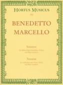Sonaten op. 2 - Bd. 1 (Nr. 1-2) – Altblockflöte u. Bc laflutedepan.com