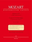 Fagottkonzert B-Dur KV 191 (186e) –Fagott Klavier - laflutedepan.com