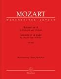 Concerto pour clarinette en La majeur K 622 – version pour clarinette en La - laflutedepan.com
